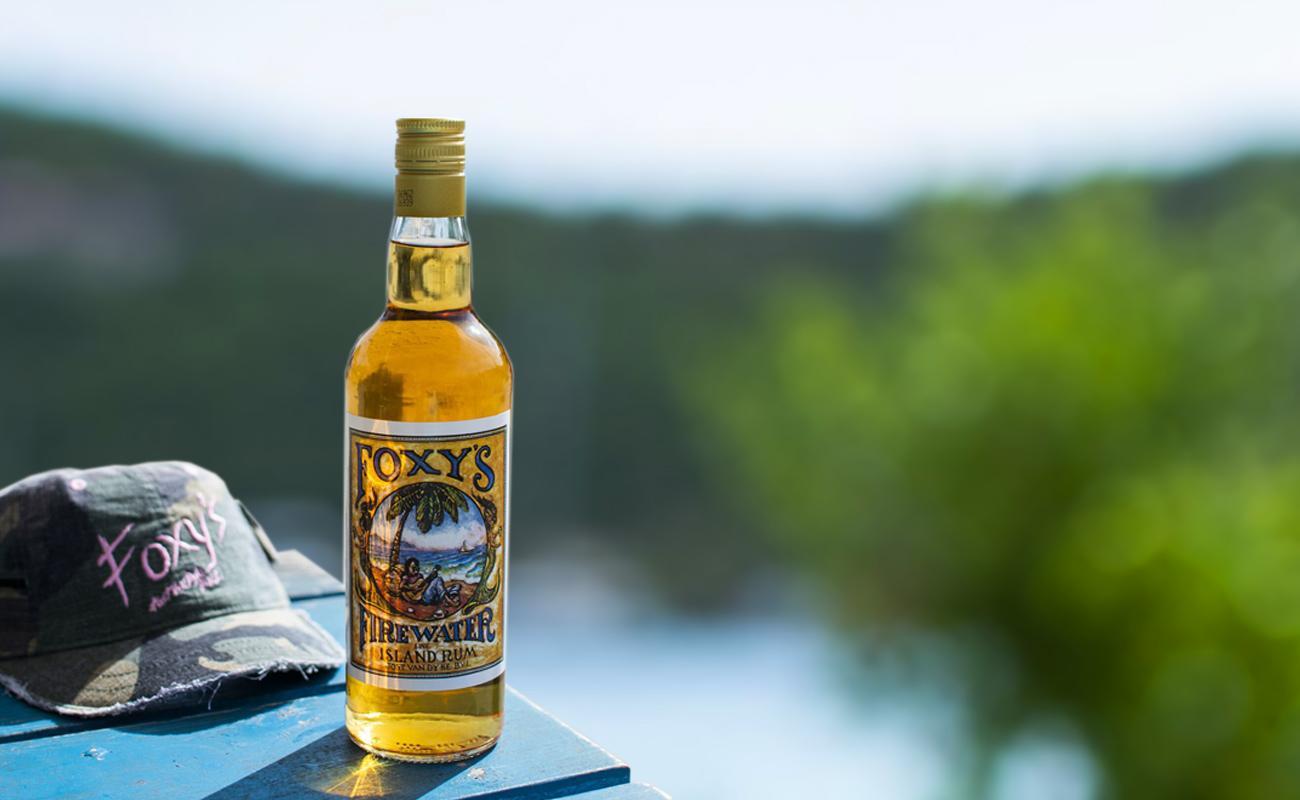 Foxy's Firewater Rum